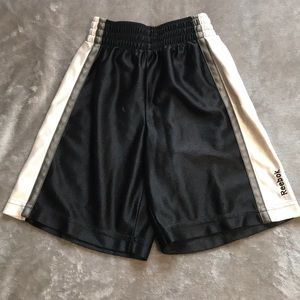 Boys Reebok XS gym shorts